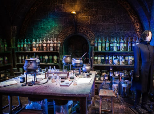 Sommar i London bjuder på både Harry Potter och VM.