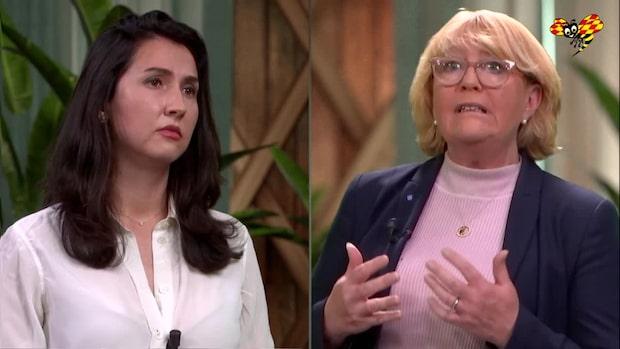 "Aida Hadzialic: ""Vanliga människor är sjuka nu – satsa"""