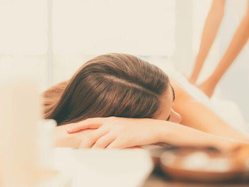 Vilken mamma förtjänar inte lite massage? Garanterat uppskattat och riktigt lyxigt!