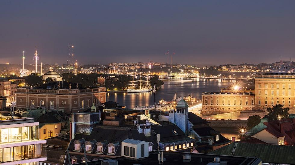 Tak är Stockholms fjärde bästa takbar, enligt rooftopguiden.se.