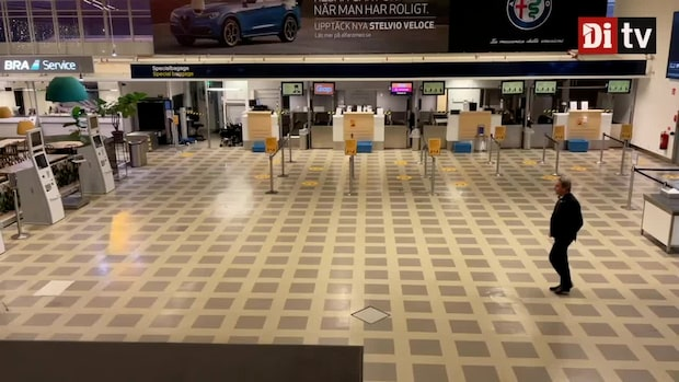 """BRA:s ägare: """"Det finns ingen bättre flygplats än Bromma"""""""
