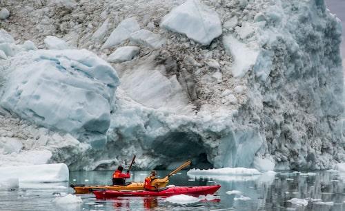 Grönland behöver turismen för att överleva.