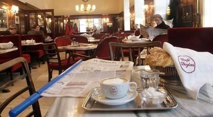 Wien är kaféernas och tårtornas huvudstad.