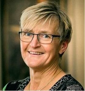 Maria Hagströmer, docent i fysioterapi vid Karolinska institutet.