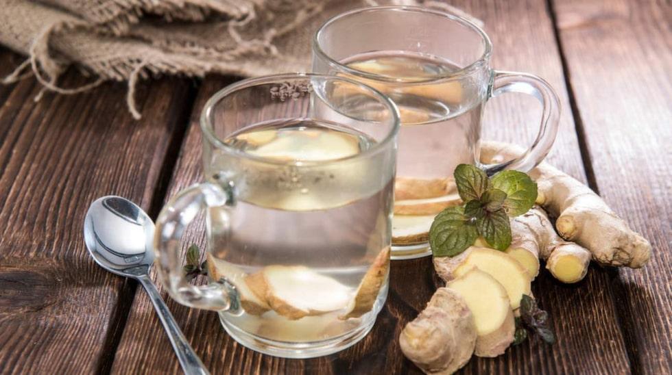 Ingefära är bra mot förkylning, men sägs också  hjälpa mot mensvärk.