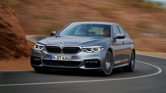 Den sjunde generationen av BMW:s 5-serie är snygg, lätt och rolig.