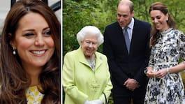 Planen för Kate: Nästa steg inför att bli drottning