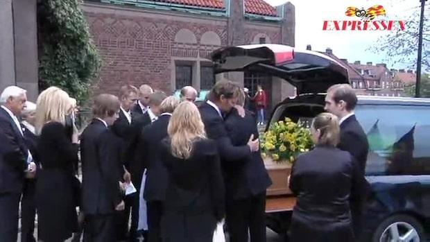 Här förs Sven Tumba till sista vilan