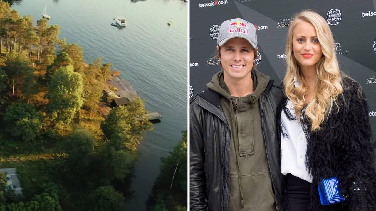 Jon Olsson och Janni Delér köper lyx-ställe i Sverige för 39 miljoner kronor