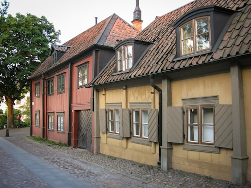 Mäster Mikaels gata – här bodde Stockholms bödel.