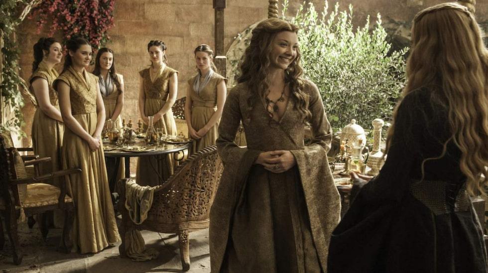<p>...där bröllopsfesten mellan Margaery Tyrell och kung Joffrey Baratheon hölls.</p>