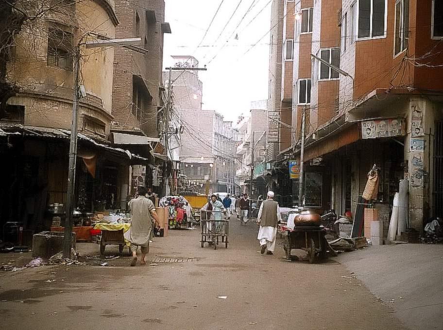 Peshawar.