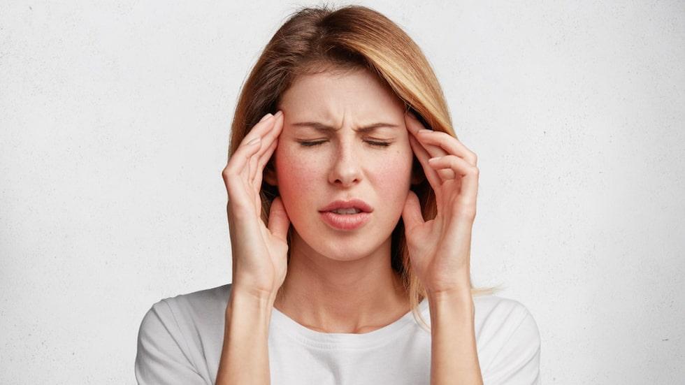 Upp till två tredjedelar av alla kvinnor med migrän får anfall i samband med mensen.