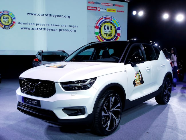 Volvos första renodlade elbil blir en Volvo XC40 utan förbränningsmotor.