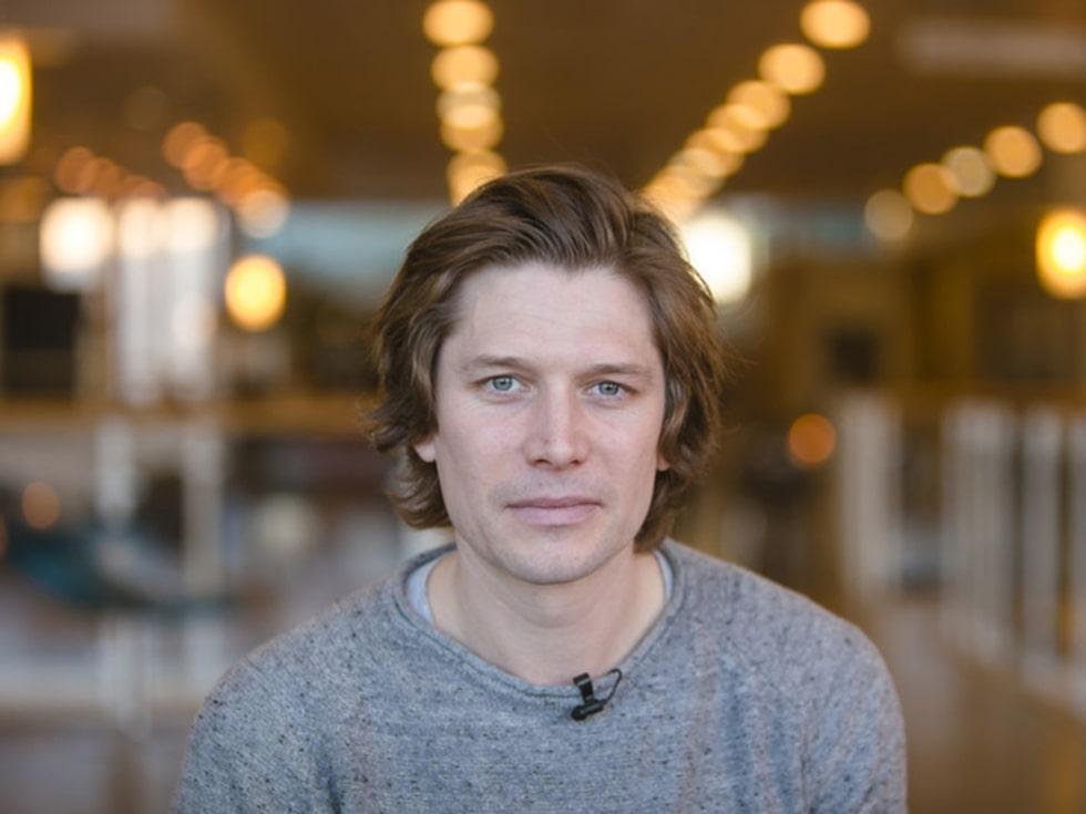 Forskaren Joacim Rocklöv vid Umeå universitet.