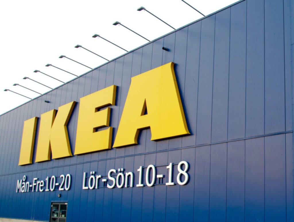 Ikea hamnar i topp på listan för andra året i rad.
