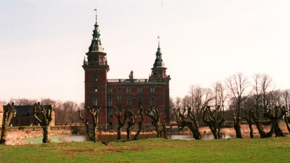 8. Marsvinsholms slott.