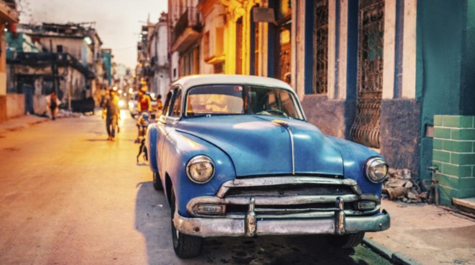 <p>Havanna på Kuba passar i februari.</p>