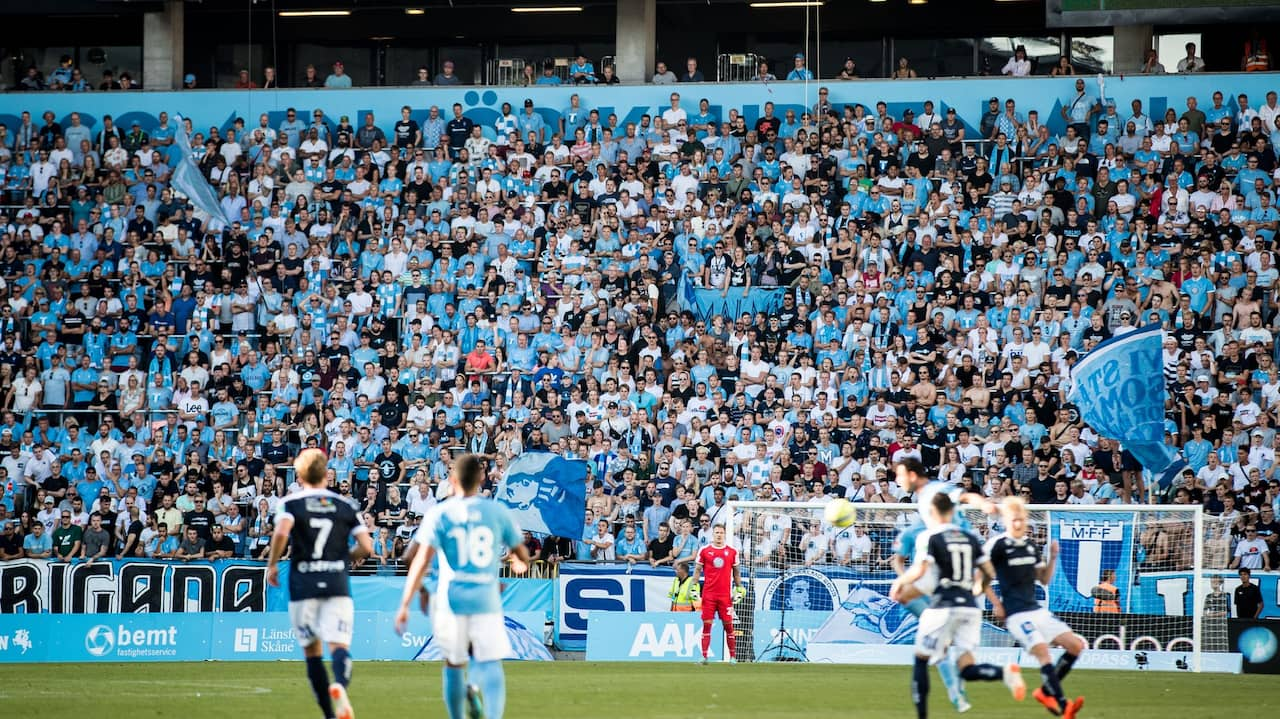 Malmö FF bötfälls av Uefa för banderollen