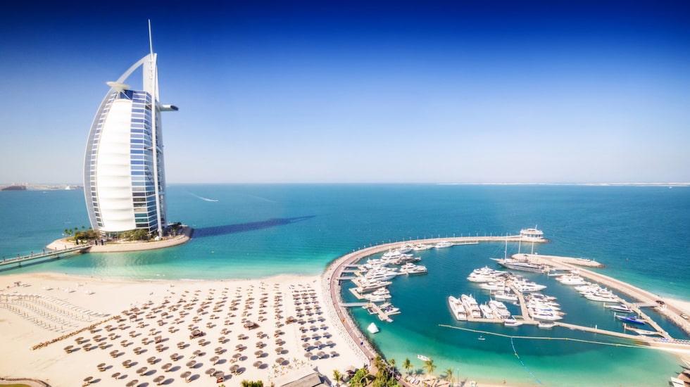 Dubai är ett häftigt resmål i ständig förändring och femma på listan.