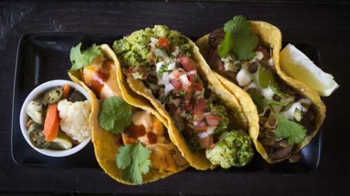 Ät veganskt på Gracias Madre.