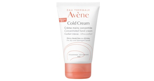 Cold Cream Concentrated Hand Cream, Avène.
