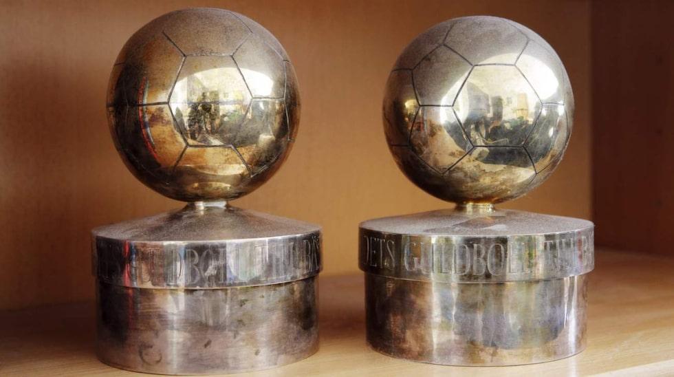 Prestigefylld. Glenn har många priser från sin framgångsrika fotbollskarriär. 1983 fick han GT:s kristallkula och 1986 belönades han med tidningens hederspris.