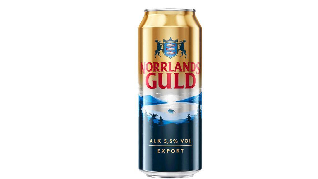 Norrlands Guld Export är återigen Sveriges mest sålda ölsort.