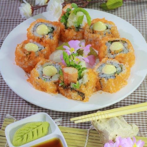 Ginza Sushi-Ichi är dyrt men bra.
