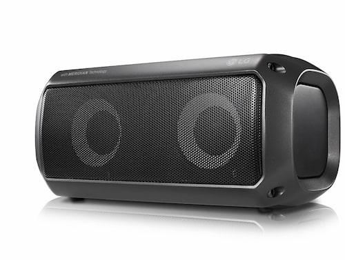 PK3 Xboom, tungviktare till högtalare.