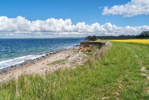 Ett populärt sätt att utforska Ven är med cykel (som kan hyras). Den som hellre tar sig runt till fots kan uppleva öns vackra natur på den tolv kilometer långa Skåneleden.