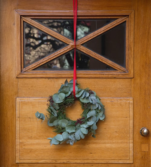 Kransar hör julen till och är ett av de allra vackraste julpynten.