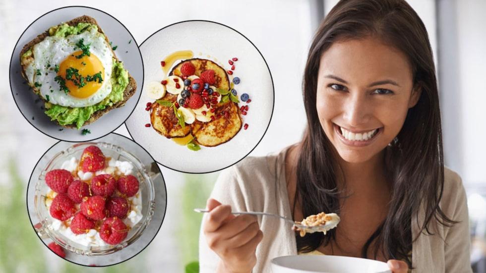 Det är inte särskilt svårt att äta både gott och nyttigt till frukost. Hälsoliv guidar dig!