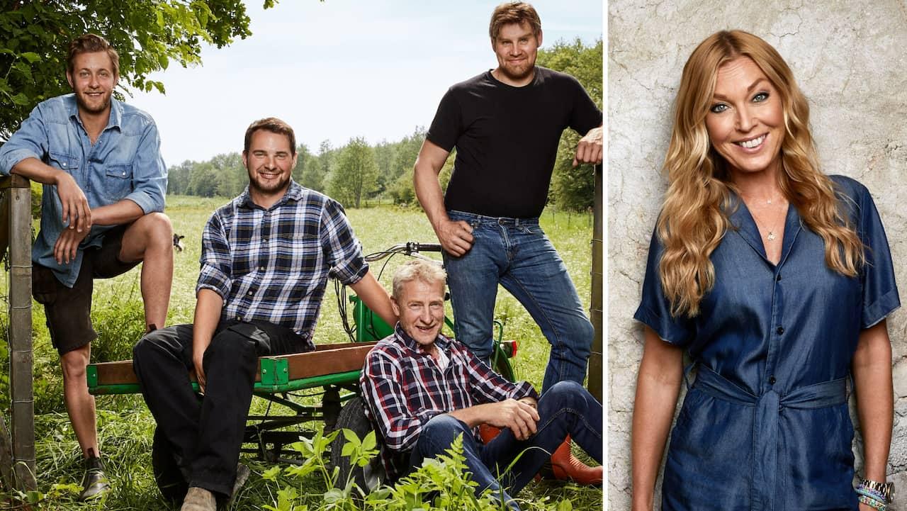 Allt om Bonde söker fru 2021 – premiären och bönderna