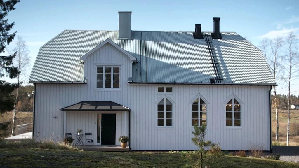 2014 hölls den sista gudstjänsten i huset som målats om och fått ny planlösning.