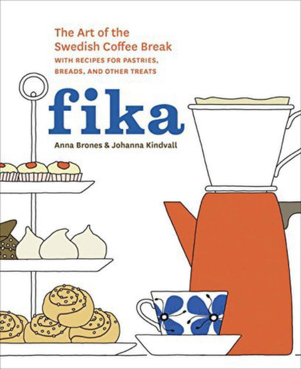 Boken är skriven av Anna Brones och illustrerad av Johanna Kindvall.