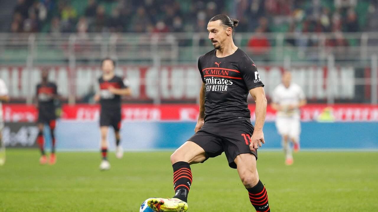 """""""Zlatan inte redo att starta"""""""