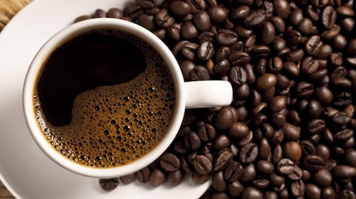 Byt ut kaffet.
