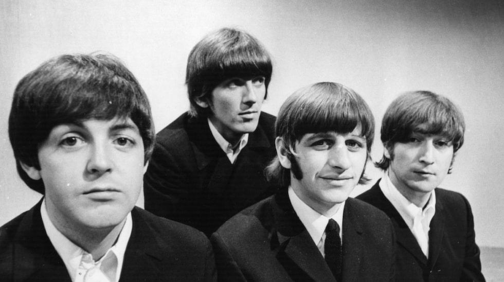 <p>Beatles spelade in större delen av sina berömda skivor på Abbey Road. </p>