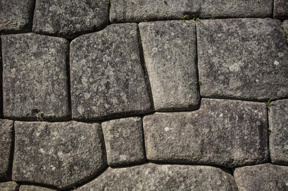 Mycket modern design har tagit inspiration från inkarikets arkitekter.