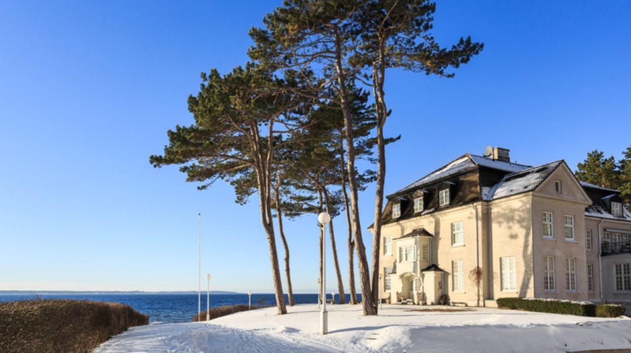 Hemnet helsingborg villa – häftig som ett slott på stranden leva & bo