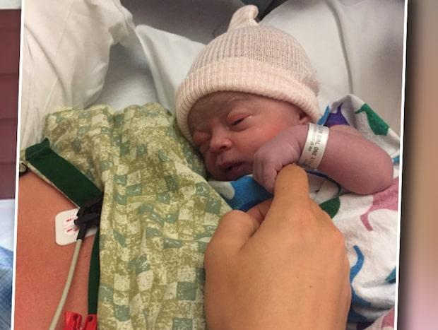 Bebisen slutade sparka i magen – nu har mamman en uppmaning