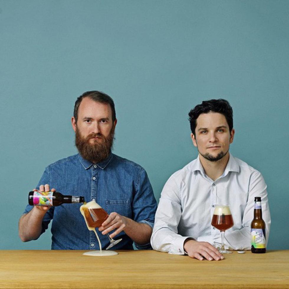 To Øl i Köpenhamn