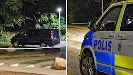 JUST NU: Kvinna misstänkt mördad – hittad i skogsparti