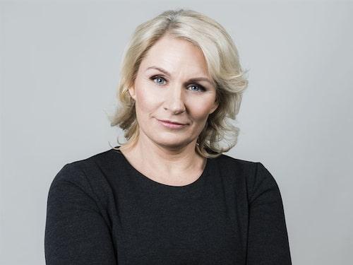 """Emma Karling Widsell är barnmorska och tillsammans med gynekologen Carolina Tristen har hon skrivit boken """"Ditt fertila liv""""."""