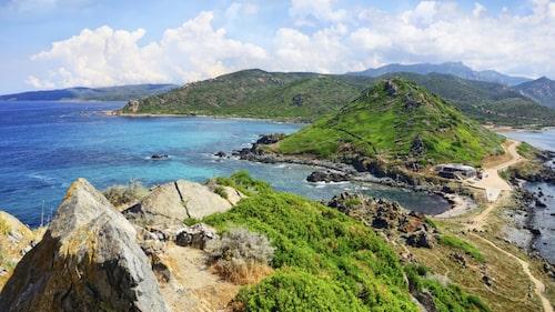 Ving satsar på Korsika i Frankrike i sommar.
