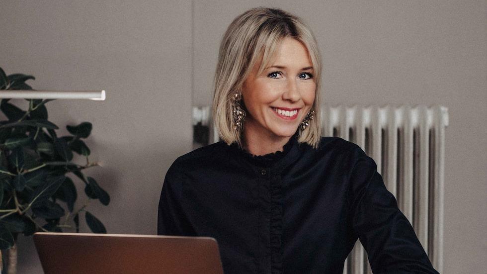 Jannice Wistrand driver en av Sveriges mest besökta inredningsbloggar. Elle utsåg henne till årets inredningsbloggare 2017.
