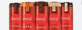 Coca-cola släpper kaffedryck i USA