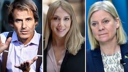 Finansministerns svar – om kritiserade ISK-taket