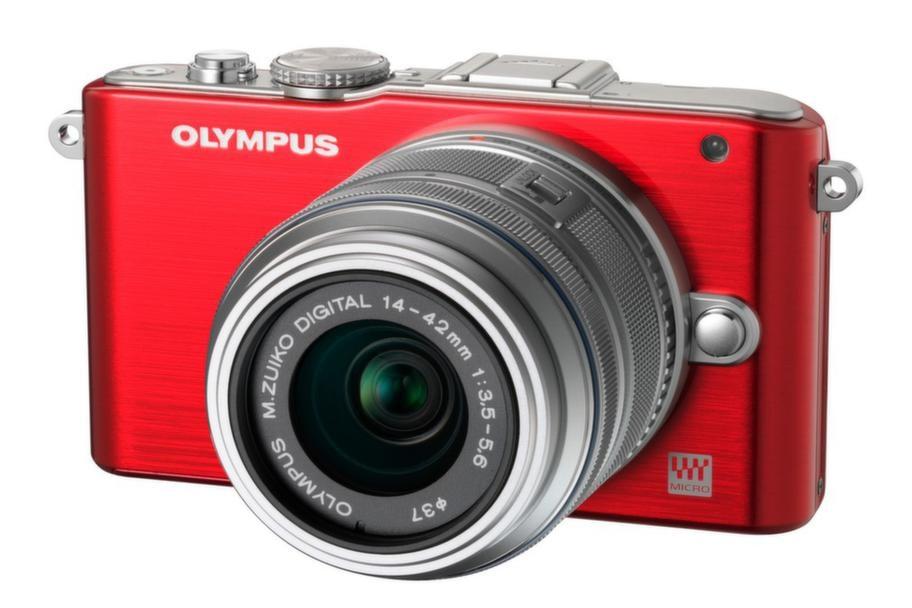 Olympus E-PL3.